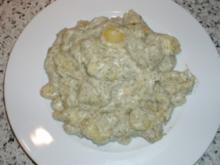 Dill - Kartoffeln - Rezept