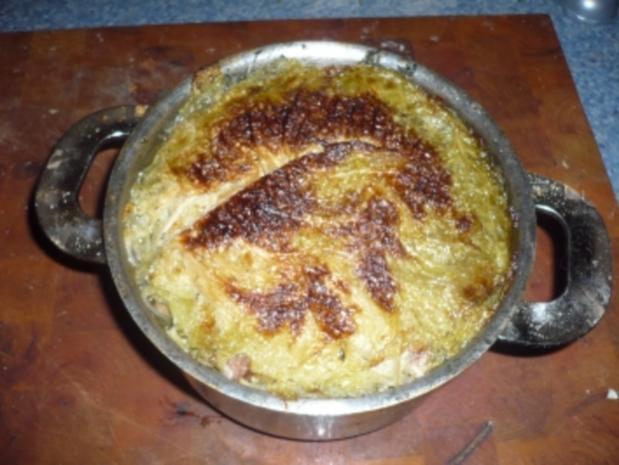 Wirsing - Stew - Rezept