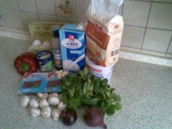 Pfannkuchen für die werdende Mami - Rezept