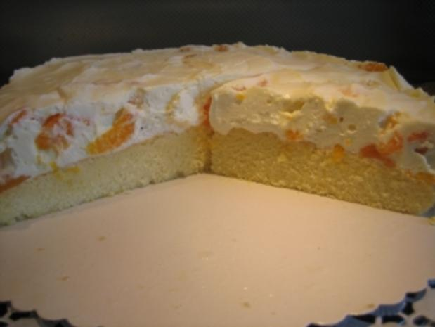 Mandarinen Sahne Quark Torte Rezept Mit Video Kochbar De