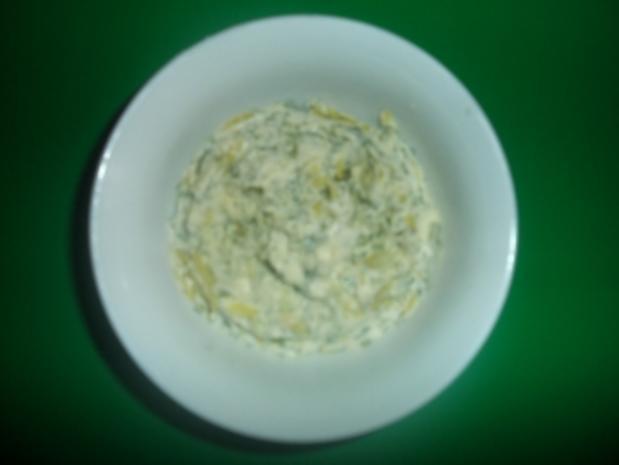 Zitronen-Dill-Creme - Rezept