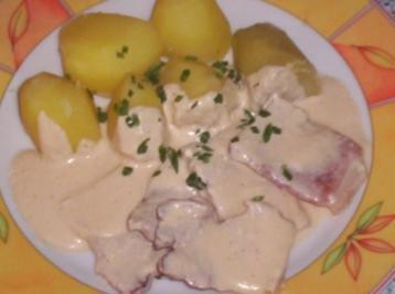 Schmandschinken - Rezept