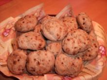 Käse-Speck-Brötchen - Rezept