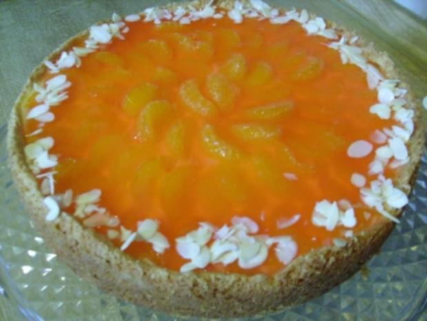 Mandarinen Schmand Kuchen Rezept Mit Bild Kochbar De