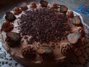 Schokoladensahne - Rezept