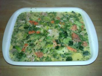 Gemüse-Fischragout - Rezept