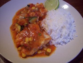 Fischpfanne - Rezept