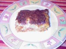 Chilli-Lasagne, feurig scharf - Rezept