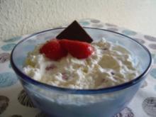 Erdbeer-Baiser-Traum - Rezept