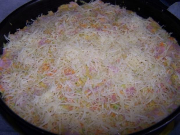 Spaghetti Torte Rezept Mit Bild Kochbar De