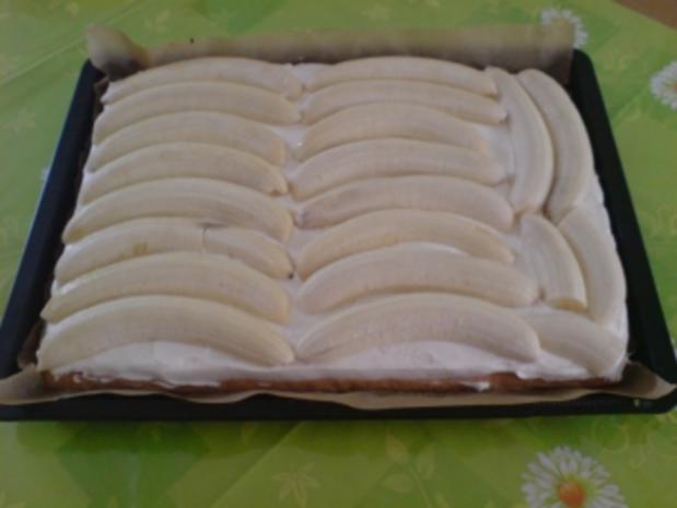 Schoko-Bananenkuchen - Rezept - Bild Nr. 4
