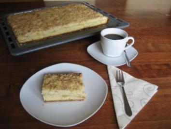 Obst-Streuselkuchen - Rezept