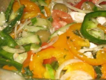 griechischer hirtensalat - Rezept - Bild Nr. 2