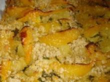 Kartoffeln und Paprika aus dem Ofen - Rezept