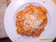 Pikante Hähnchenpfanne mit Ebly ( Sonnenweizen ) - Rezept