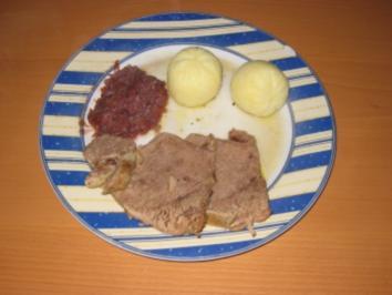 Märkischer Rinderschmorbraten - Rezept