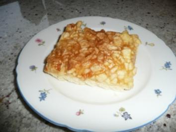 Feine Apfelschnitten - Rezept