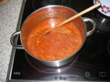 Spaghetti mit Bolognese à la Chef - Rezept