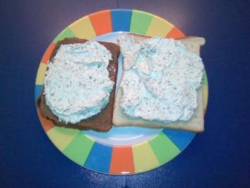Walnuss auf's Brot - Rezept