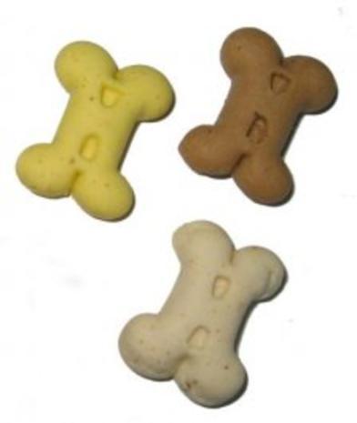 Die besten Hundekekse selber backen Keks mit Gemüse und Obst - Rezept - Bild Nr. 2