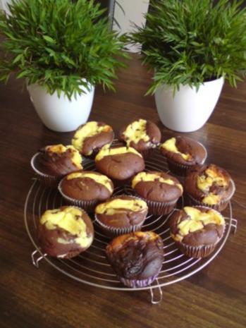 Allerbeste Double Chocolate Cheese Muffins♥ - Rezept - Bild Nr. 8