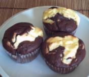 Allerbeste Double Chocolate Cheese Muffins♥ - Rezept - Bild Nr. 7