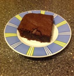 BROWNIES - Brownies ohne Mehl - Rezept