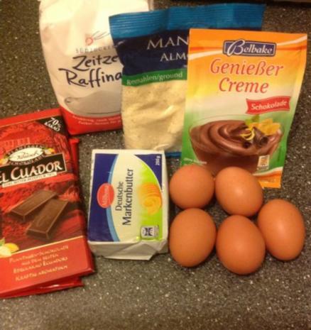 BROWNIES - Brownies ohne Mehl - Rezept - Bild Nr. 2