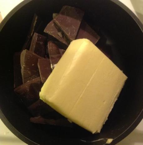 BROWNIES - Brownies ohne Mehl - Rezept - Bild Nr. 3