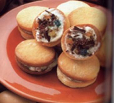 dessert ein kusschen von der omi - Rezept