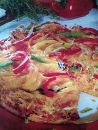 Makkaroni-Torte - Rezept - Bild Nr. 3808