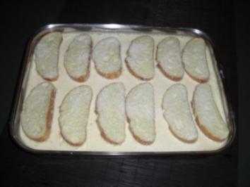 Mascarpone-Grütze-Auflauf - Rezept