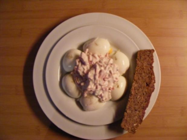 Russische Eier ala  Kurt - Rezept