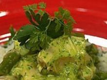 Grünes Frikassee - Rezept