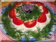 herzhafte torte - Rezept