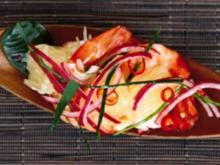 Pomelo Shrimp Salad - Rezept