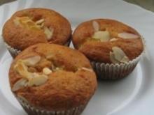 Himmlische Mandel-Schoko Muffins - Rezept