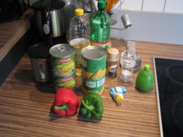 """SALAT"" Mais-Salat - Rezept - Bild Nr. 2"