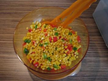 "Rezept: ""SALAT"" Mais-Salat"