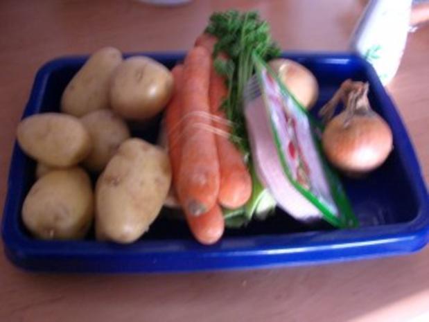 Lausitzer Kartoffelsuppe - Rezept - Bild Nr. 2