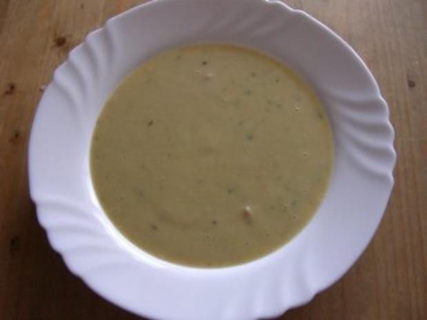 Lausitzer Kartoffelsuppe - Rezept