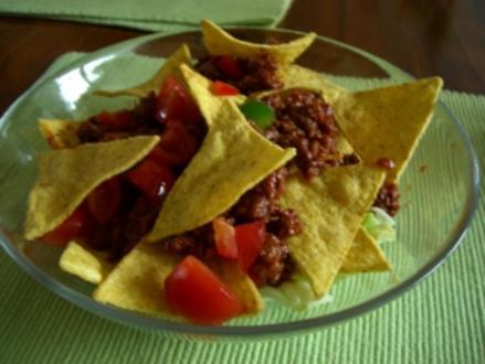 Salat : Taco-Salat - Rezept