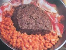 Steak nach Cowboy-Art - Rezept
