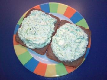 Rezept: Porree auf's Brot