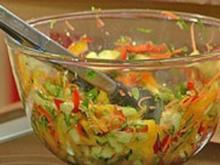 Indischer Chopped Salad - Rezept