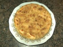 Kleiner Quark - Streuselkuchen - Rezept