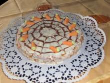Rübli-Kuchen - Rezept