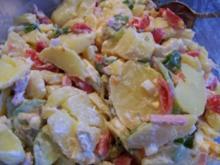 Mama's Kartoffelsalat - Rezept