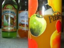 Früchte in Grünen Meer - Rezept