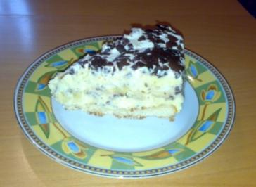 Flacher Maulwurf-Kuchen - Rezept